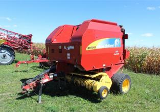 2008 NEW HOLLAND BR7060 64733