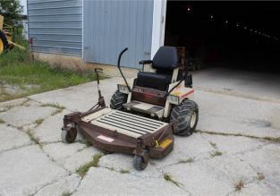 1991 GRASSHOPPER 718K 64948
