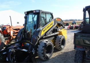 2017 NEW HOLLAND L228 65405