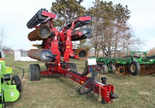 2020 CASE IH SPEED-TILLER 475 65436