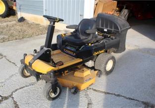 2012 CUB CADET Z-FORCE S48 65717