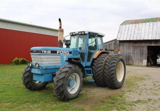 1986 FORD TW25 66922