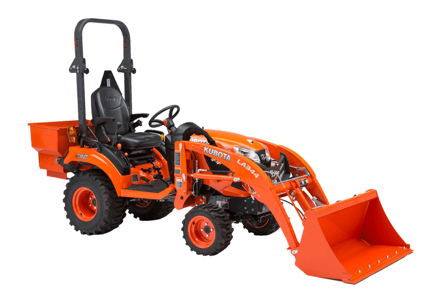 Kubota Tractors Apple Farm Service Inc