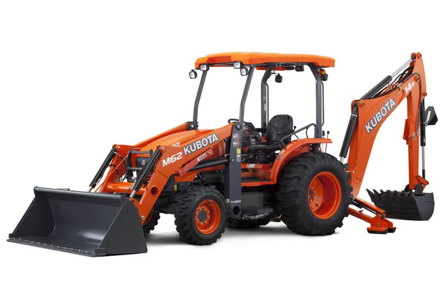 kubota tractors apple farm service inc. Black Bedroom Furniture Sets. Home Design Ideas